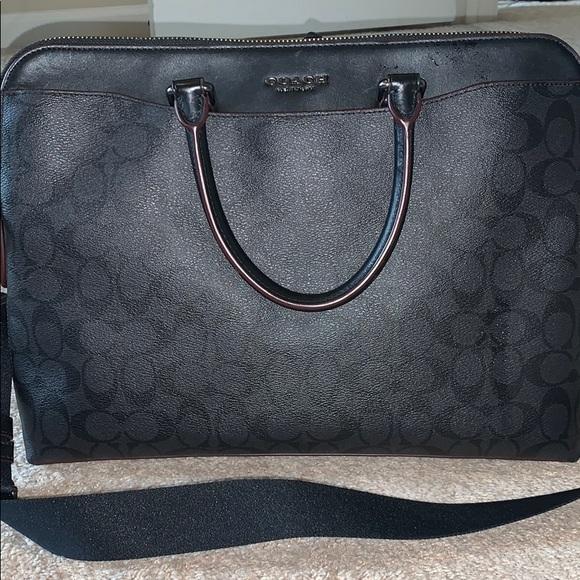 Coach lapel Bag